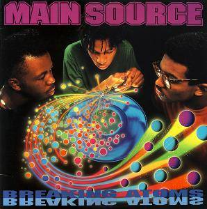 Main Source: Breaking Atoms - Cover