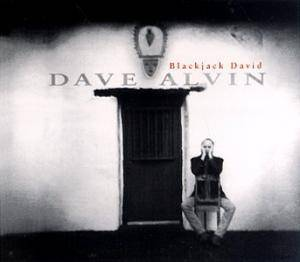 Dave Alvin: Blackjack David - Cover