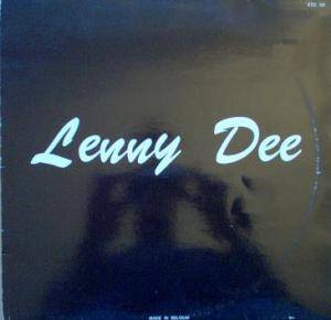 Cover - Lenny Dee: Untitled