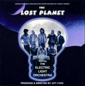 Cover - Electric Light Orchestra: Lost Planet, The