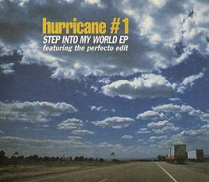 Cover - Hurricane #1: Step Into My World EP