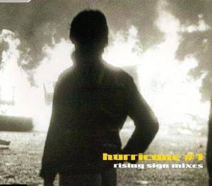 Cover - Hurricane #1: Rising Sign