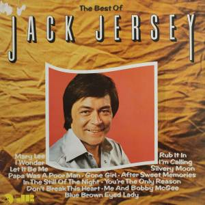 Jack Jersey: Best Of Jack Jersey, The - Cover