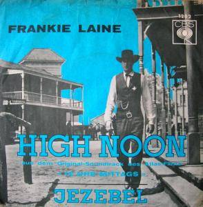 Frankie Laine: High Noon - Cover