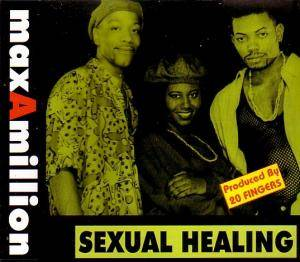 Cover - Max-A-Million: Sexual Healing