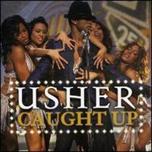 Usher: Caught Up - Cover