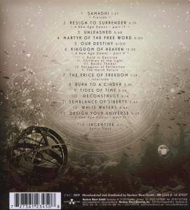 Epica: Design Your Universe (CD) - Bild 2
