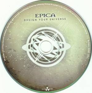 Epica: Design Your Universe (CD) - Bild 3