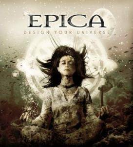 Epica: Design Your Universe (CD) - Bild 1