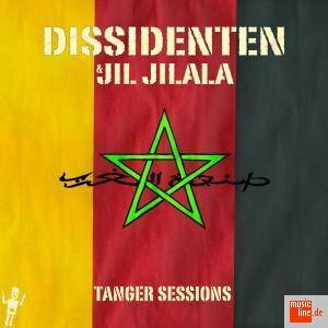 Dissidenten & Jil Jilala: Tanger Sessions - Cover