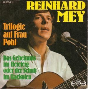 Cover - Reinhard Mey: Trilogie Auf Frau Pohl