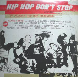 Cover - Twin Hype: Hip Hop Don't Stop