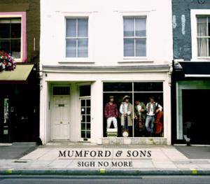 Mumford & Sons: Sigh No More - Cover