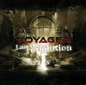 Voyager: I Am The ReVolution - Cover