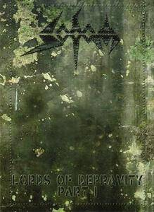 Sodom: Lords Of Depravity Part I (2-DVD) - Bild 1