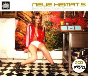 Cover - Slackwax: Neue Heimat 5 - Electronic Music Made In Germany