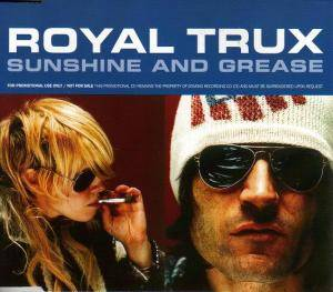 Royal Trux: Sunshine And Grease - Cover