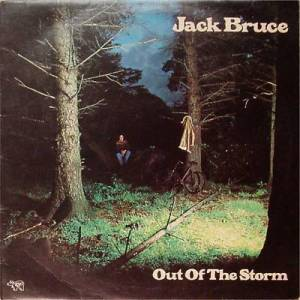 Jack Bruce: Out Of The Storm (LP) - Bild 1