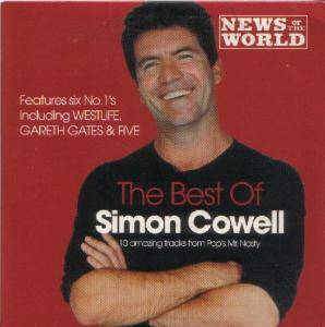 Cover - Robson & Jerome: Best Of Simon Cowell, The