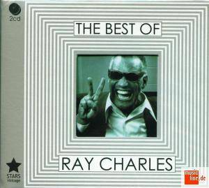 Ray Charles: Best Of Ray Charles, The - Cover