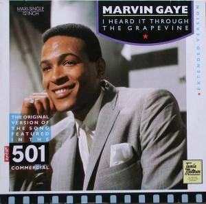 Marvin Gaye: I Heard It Through The Grapevine - Cover