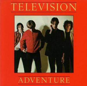Cover - Television: Adventure