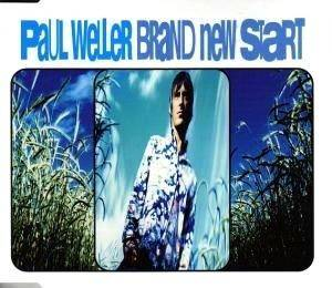Paul Weller: Brand New Start - Cover
