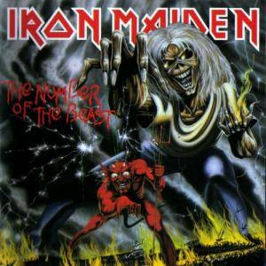 Iron Maiden: The Number Of The Beast (CD) - Bild 1