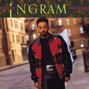 Cover - James Ingram: It's Real
