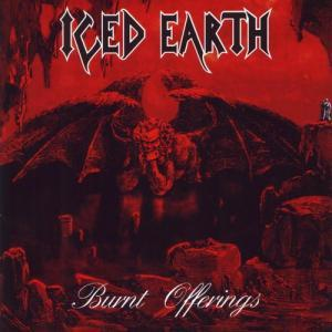 Iced Earth: Burnt Offerings - Cover