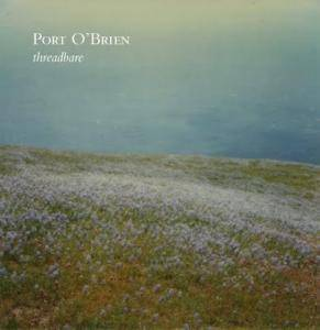 Port O'Brien: Threadbare - Cover