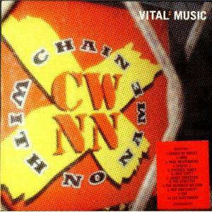 Cover - James Yorkston & The Athletes: Chain With No Name (CWNN) / Vital - 04