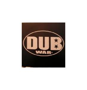 Cover - Dub War: Words Of Warning 4-Track EP
