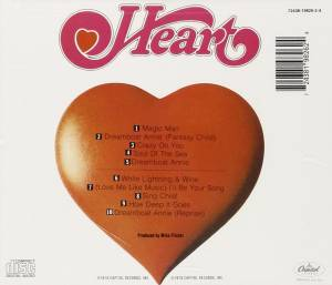 Heart: Dreamboat Annie (CD) - Bild 2