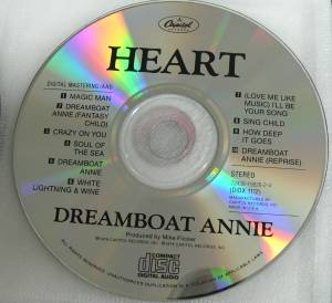 Heart: Dreamboat Annie (CD) - Bild 3