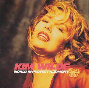 Kim Wilde: World In Perfect Harmony - Cover