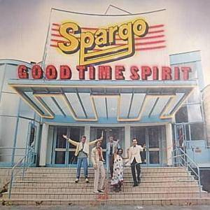 Cover - Spargo: Good Time Spirit