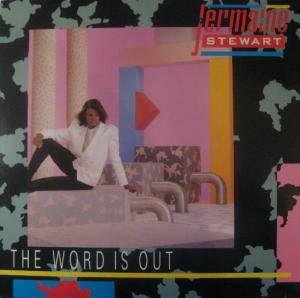 Cover - Jermaine Stewart: Word Is Out, The