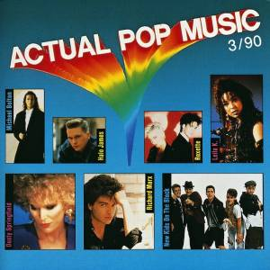 Cover - MC B. Feat. Daisy Dee: Actual Pop Music 3/90