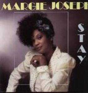 Cover - Margie Joseph: Stay