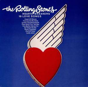 The Rolling Stones: Heartbreakers - 19 Love Songs - Cover