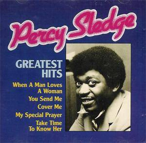Percy Sledge: His Greatest Hits - Cover