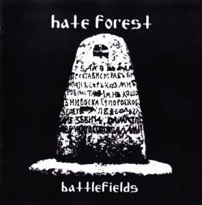 Hate Forest: Battlefields - Cover