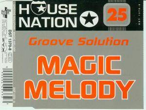 Groove Solution: Magic Melody - Cover