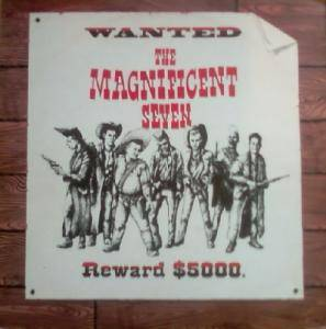 Cover - Deltas, The: Magnificent Seven, The