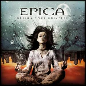 Cover - Epica: Design Your Universe