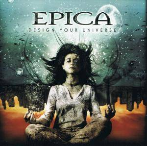 Epica: Design Your Universe - Cover
