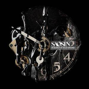 Saosin: In Search Of Solid Ground - Cover