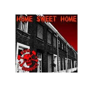 Cover - Evil Conduct: Home Sweet Home
