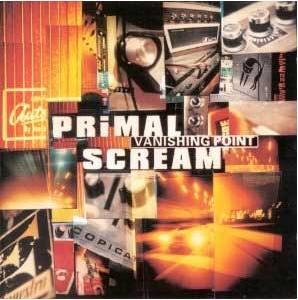 Cover - Primal Scream: Vanishing Point